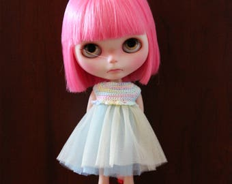 Blythe pastel dress