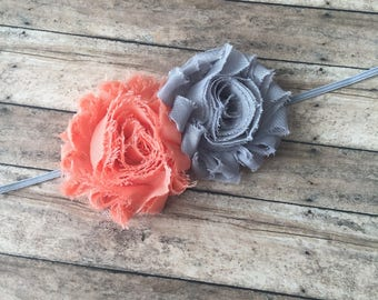 Newborn thin elastic hairband