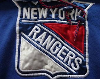 Starter New york rangers hooded sweatshirt
