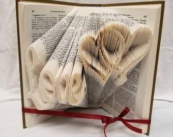 Love w/hearts book