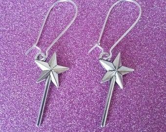 Magic Wand Earrings