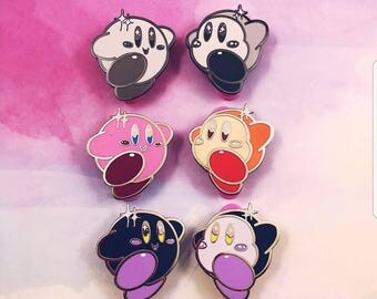 Kirby Pin Badge
