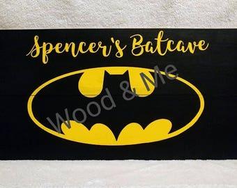 Custom Batman Logo