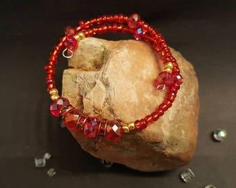 Beatiful red Bracelet