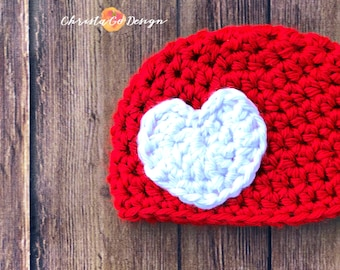 Crochet Heart 2 Pattern Bundle