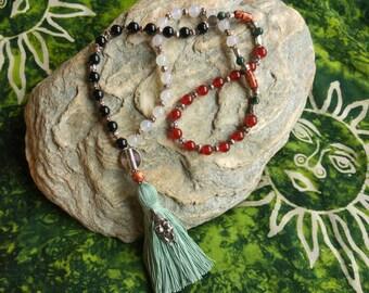 Triple Goddess Prayer Beads Venus von Willendorf