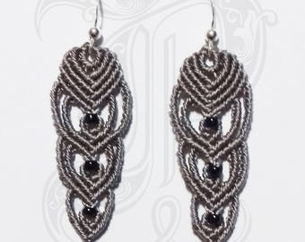 MACRAME EARRINGS M1704