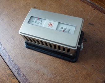 Vintage Honeywell room thermostat