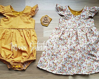 Mustard Dress or playsuit