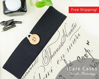 Mac Air 11 Case Black Beige Romantic Script for Mom Custom fit 11 inch Mac Air Case Cases for 11 inch MacBook Air