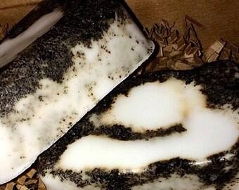 Espresso soap   facial soap bar  