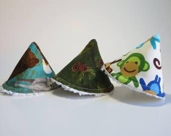 Peepee Teepee - Wiggle Wigwam - Baby Boy - Wee Wee Wigwam - Tinkle Cover - & Pee Pee Tent Set of 3
