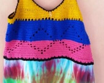 Womans Crochet Top