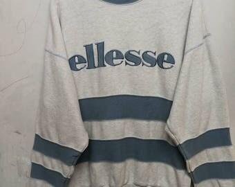 Vintage 90s Ellesse casual sweatshirt M