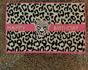 Unique Greeting Cards, Handmade Cards, Happy Birthday, ReynoldsGrahamDesign, A9 Card, Birthday Cards, Greeting Cards