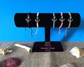 Anchor Bracelet, Nautical Bracelet