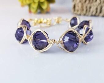 Amnesty bracelet/Bracelet/Amnesty/Gift For Her/woman/Mother/Gift/Birthday Gift/Gemstone/Dainty