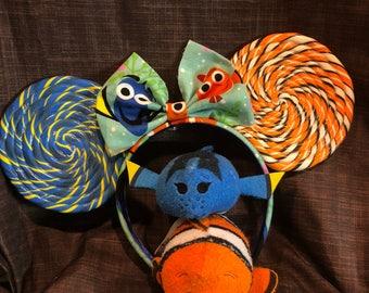 Disney mickey ears- Finding Nemo