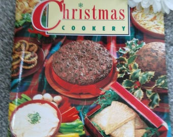 Vintage Diabetic Christmas Cookery Book.    1994