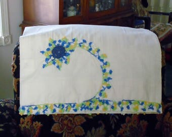 Irish Crochet Pillow Case