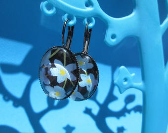 Flower earrings for women / earrings fancy / buckles summer / earring