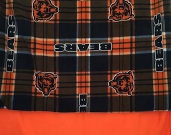 Chicago Bears Fleece Blanket/ Bears Blanket / Chicago Bears / football / sports fleece / sports blanket