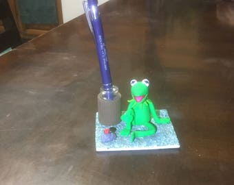 Kermit the Frog Pen Holder