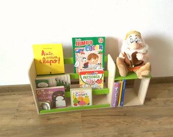 Children's Library 75x40x18