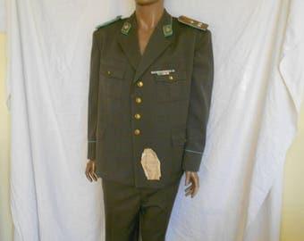 Military uniform officer vintage