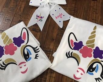 Unicorn Custom T-shirt