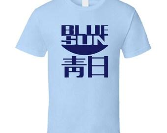 Serenity - Firefly - Blue Sun T Shirt