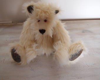 Handmade Fur Bear