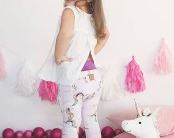 Unicorn pants / exclusive Tiny & me