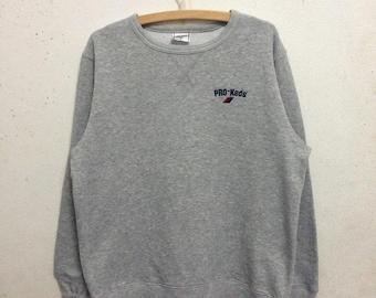 Vintage 90's Pro Keds Sweatshirts Sizes L