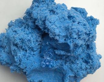 Blue bear fluff