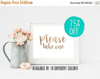 Please Take One Sign, Please Take One, Please Take One Wedding, Wedding Sign, Wedding Signs, Please Take, Wedding Card, Wedding Invitation