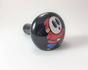 Super Mario Bros. Glass Pipe - Shy Guy