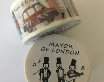 London Town Washi