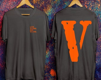 VLONE t-shirt | Live vlone die vlone shirt VLONE Friends Fragment Design Pop Up T-shirt Limited
