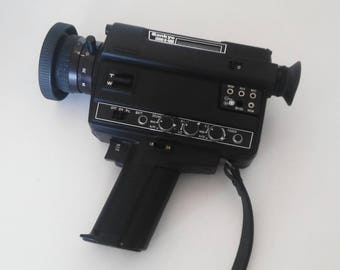 Camera super8 Sankyo Sound XL - 400 manual Zoom, vintage 1978-1981