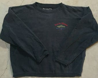 B.U.M equipment pullover sweater