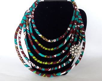 Female 6strand gorgeous necklace