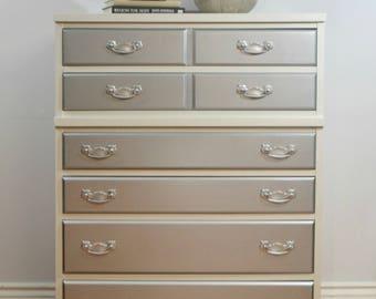 Silver Fox Dresser