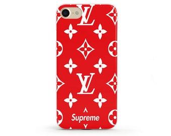 Case Iphone 7 case Louis Vuitton case supreme iphone 7 supreme case iphone 7 plus case iphone 5 SE case supreme iphone case iphone 6 6 plus