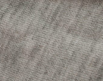 SILVER GREY Sweatshirt Fleece Fabrics & Hoodies, Jersey Material, Quality Fabric and Material, Sewing and Crafts, Neotrim Textiles, Cheap