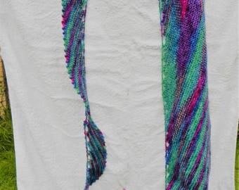 twirly scarf
