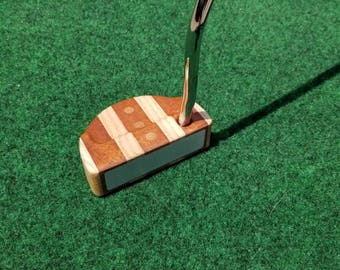 Custom wooden putters
