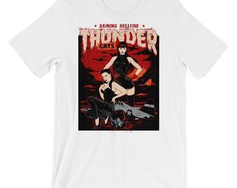 Thunder Cats Short-Sleeve Unisex T-Shirt