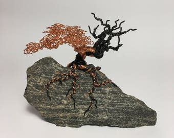 Good and evil | Bonsai | Good | Devil | Home decoration