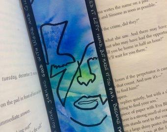 Bookmark Ziggy Stardust David Bowie